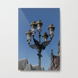 Lantern Metal Print