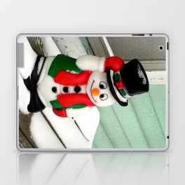 Snowman Laptop & iPad Skin