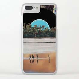 Celebration of Music Clear iPhone Case