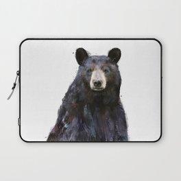 Black Bear Laptop Sleeve