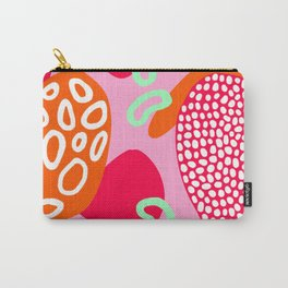 Abstract Madness 01 Carry-All Pouch