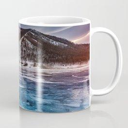 Snow Mountain No1 Coffee Mug