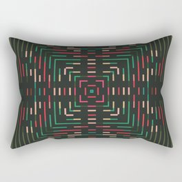 Aztek D Rectangular Pillow