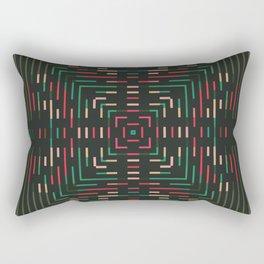 Aztek D Rectangular Pillow