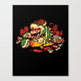 Say No To Drugs Canvas Print