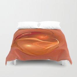 Swirling Light Duvet Cover