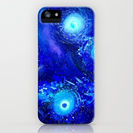 Giampiero Murgia Art&Vision iPhone Case