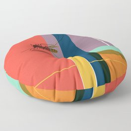 Unconditional Love to you. Floor Pillow