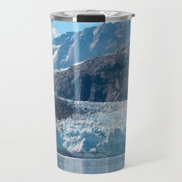 Deep Blue Glacier Travel Mug