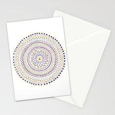Mandala Smile A Stationery Cards