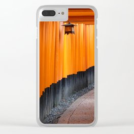 Kyoto Clear iPhone Case