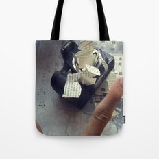 A Thousand Words Tote Bag