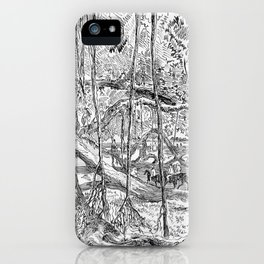 Banyan 3 iPhone Case