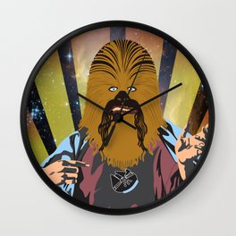 Chuybacca Wall Clock