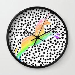 Unity Unicorn Wall Clock