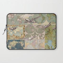 Flight Patterns Laptop Sleeve
