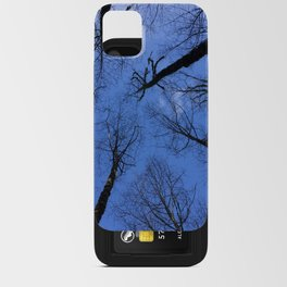 Winter Trees iPhone Card Case