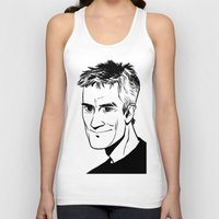 stargate Tank Tops featuring Jack O'Neill by Liv Moy