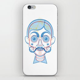 A Rare Boy iPhone Skin
