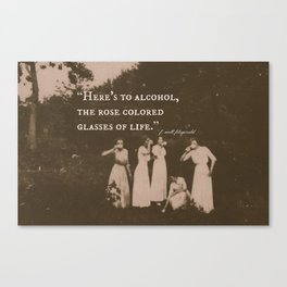 drink Canvas Print