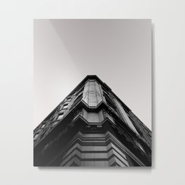 Bridgewater House, Manchester. Metal Print