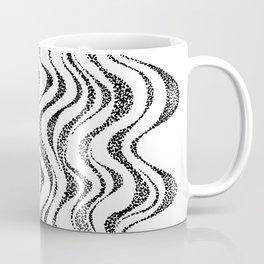 Stippled squiggles Coffee Mug