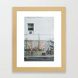 Los Angeles - Wall Framed Art Print