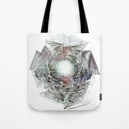 Geminate_Alpha Tote Bag