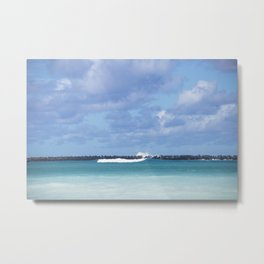 Bahamas Cruise Series 135 Metal Print