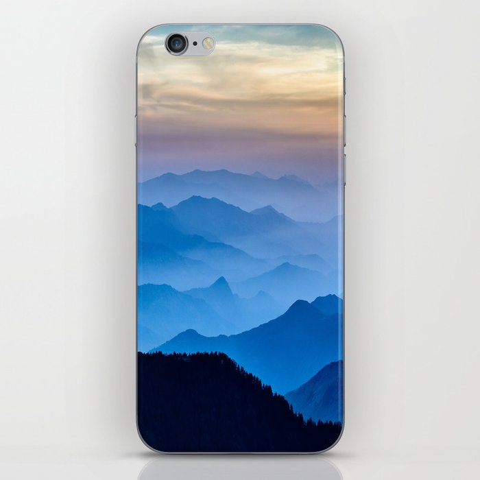 Mountains 11 iPhone Skin