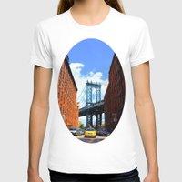 bridge T-shirts featuring Bridge by Brown Eyed Lady