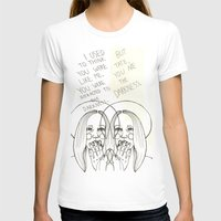ahs T-shirts featuring Violet AHS by Luna Perri