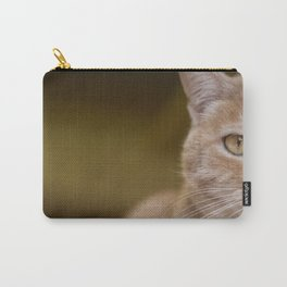 My ginger cat Carry-All Pouch
