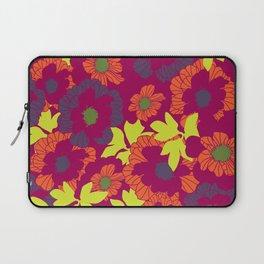 Rooftop Garden-Violeta Laptop Sleeve