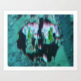 Unsent Tears Art Print