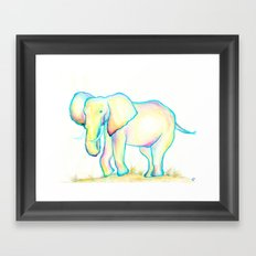 Sheldrick Framed Art Print