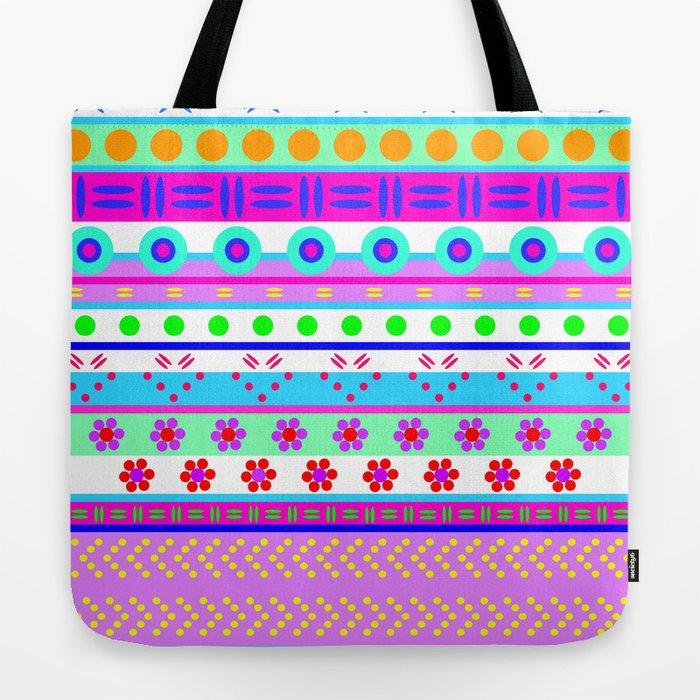 Aztec Summer Tote Bag