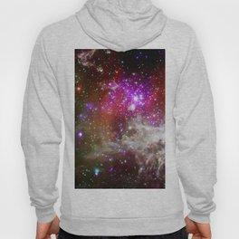 NGC 281 nebula with active star formation (NASA/Chandra) Hoody