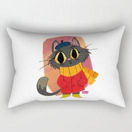 The Little Cat Rectangular Pillow