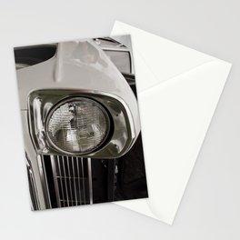 Vintage Car 9 Stationery Cards
