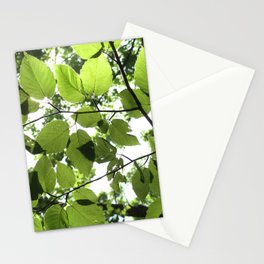 Where The Light Is Stationery Cards