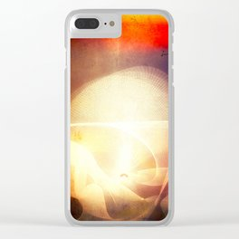 The Great Daze Clear iPhone Case