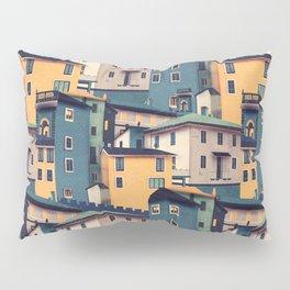 Night Castles (Pattern) Pillow Sham