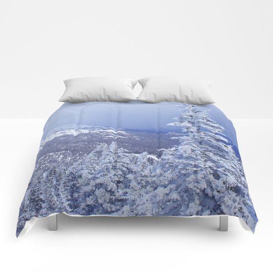Winter day 27 Comforters