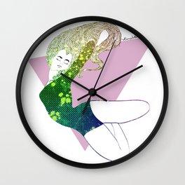 Leap Wall Clock