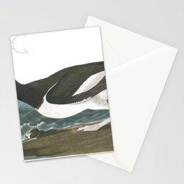 Pied oyster catcher, Birds of America, Audubon Plate 223 Stationery Cards