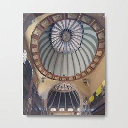 cupula bellas artes Metal Print