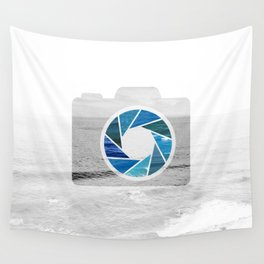 Capture the. Ocean Wall Tapestry