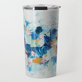 Elemental Azure Travel Mug