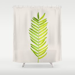 Green #society6 #decor #buyart Shower Curtain